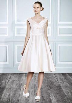 Moonlight Tango T692 Wedding Dress - The Knot
