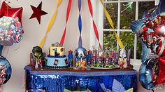 Avengers Party Ideas Guide - Party City