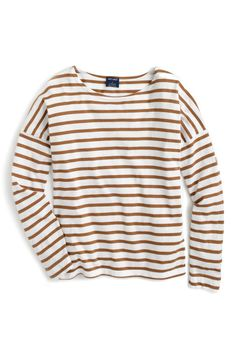 10 important style lessons we learned from Jenna Lyons and J.Crew: striped shirt