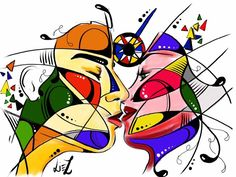 Hommage - le baiser
