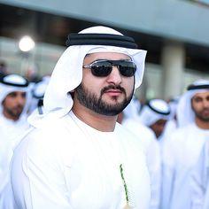 Maktoum bin Mohammed bin Rashid Al Maktoum, DWC, 28/03/2015. Foto: manaf_alaboud