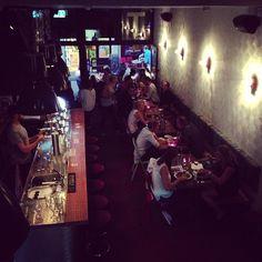 Dinner @Tuin10 #amsterdam #tuinstraat
