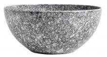 Salatschüssel in Marmor Design
