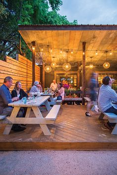 Best New Restaurants: Jacoby's Restaurant & Mercantile - Austin Monthly - November 2014 - Austin, TX