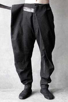 Nicolai Spicher — InAisce by Jona | Trousers | Found on Secondstreet