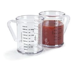 Carlisle Food Service Products Measuring Cup (Set of 6)