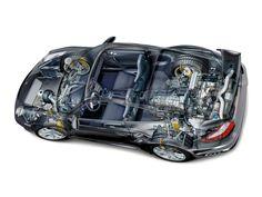 Porsche 911 GT2 (997) '2007–10