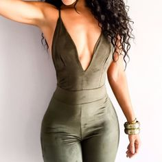 Bodycon jumpsuit Women Deep V-Neck Sexy bandage,Factory Price,Worldwide Free Shipping! Get it here:http://www.bestsmartoffers.com/index.php?id_product=3194&controller=product