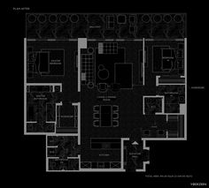 Luxurious apartment in Key Biscayne on Behance