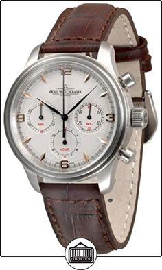 Zeno-Watch Reloj Mujer - NC Retro Cronógrafo 2020 - 9559TH-g2-N2  ✿ Relojes para hombre - (Lujo) ✿