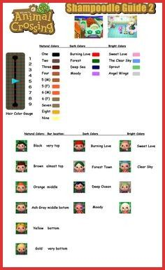 Luxury Acnl Hair Guide Color Image Of Hairstyle Ideas 144253 With