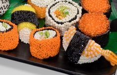 Sushi Sampler Detail: Linda Rettich