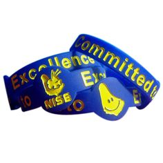 With 100 FREE custom figured Rubber wristbands, FREE Shipping and FREE Setup. Our custom figured Rubber wristbands are very popular and available 24hour turnaround. They are custom figured Rubber wristbands that are debossed or printed on wristbands. Our custom figured Rubber wristbands are very popular and cost efficient. Our custom figured Rubber wristbands are 100% silicone. The custom figured Rubber wristbands are used for fundraising events.