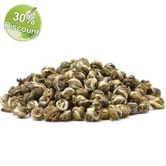 Big discount with Premium Jasmine Dragon Pearls Green Tea