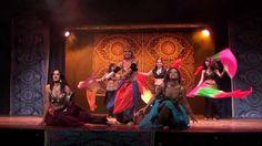Anoush Danza - Tamburello & FanveilLa danza con il tamburello, PROBABILMENTE ha delle influenze zingare. Il tamburello usato è di origine araba e si chiama riq e diversamente dai Sagat, che vengono suonati proprio come strumenti musicali, la danzatrice si limita a battere il tempo contro alcune parti del CORPO (mano ,anca, spalla). Così facendo riesce a esaltare il movimento con il suono e il ritmo della musica.