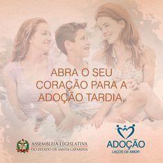 Adopt older children Adoção tardia - amor - relacionamento - crianças
