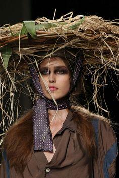 Vivienne Westwood SS17, Paris Fashion Week