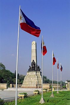 """High Quality Stock Photos of """"philippines"""" Manila Philippines, Philippines Travel, Rizal Park, Jose Rizal, Uk Visa, Southeast Asia, Countries, Sculptures, Around The Worlds"""