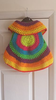 Ravelry: Bella's Circle Waistcoat pattern by Charlotte Hobson