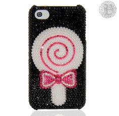 Carcasa iPhone 4/4S Chic