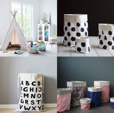 The best storage baskets for the kids room - Paul & Paula