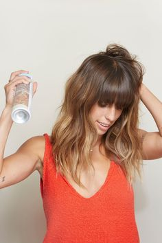 Hair how-tos by @ryanrichmanhair for @refinery29    http://www.refinery29.com/how-to-style-beach-waves#slide-6
