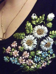 (1) Gallery.ru / Фото #86 - Вышивка и одежда. (С просторов интернета) - Natakoch