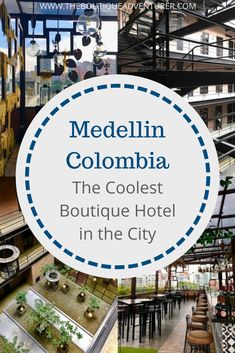 Art Hotel Medellin has a brilliant location and an aesthetic you won't forget! Find out how to Get the Most out of your stay here Bolivia Travel, Peru Travel, Europe Travel Tips, Travel And Tourism, Travel Destinations, Trip To Colombia, Colombia Travel, Brazil Travel, Argentina Travel