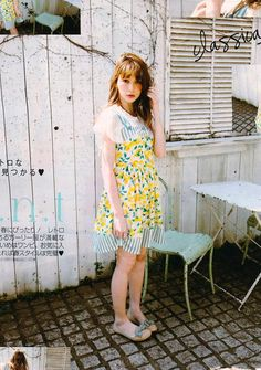 Summer Outfits, Summer Dresses, Japan Girl, Harajuku Fashion, Japanese Fashion, Girl Fashion, Fashion Photography, Spring Summer, Street Style