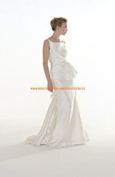 Sexy Designer Brautkleider 2014 aus Satin