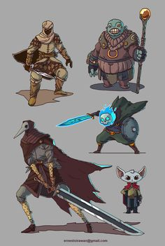 Concept art character design cartoon ideas for 2019 Game Character Design, Fantasy Character Design, Character Creation, Character Design References, Character Concept, Character Art, Concept Art, Character Reference, Monster Characters