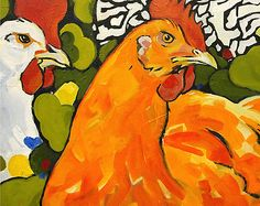 Chicken, barnyard and bicycle art sought for Tour de Cluck silent auction