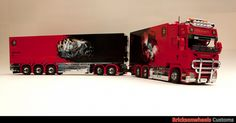 Scania R730 'The Dragon' full combo