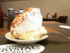 2. The Crystal Grill, Lemon Ice Box Pie