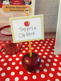 Marci Coombs: Back to School Teachers Luncheon