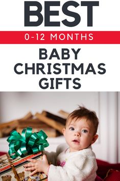 Best Baby Christmas Gifts: Are you looking for the perfect gift for baby's first Christmas? These gift ideas are great for new parents. These educational toys not only encourage development but are also a lot of gun! Baby's First Christmas Gifts, Babies First Christmas, Christmas Baby, Christmas Ideas, Christmas Parties, Christmas Time, Christmas Decorations, Gifts For New Parents, New Baby Gifts
