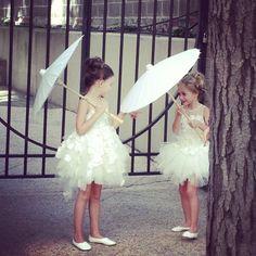 #matching #style #umbrella #kids #fashion