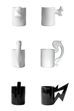 Mugs - Atelier Polyhedre