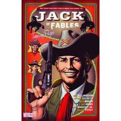 Jack Of Fables TP Vol 05 Turning Pages Get ready for Jack adventures out West as Smiling Jack Candle crosses paths with a grim sheriff from back East who carries no gun Collecting issues 22-27 of the series Publishers Weekly says sophistic http://www.MightGet.com/january-2017-13/jack-of-fables-tp-vol-05-turning-pages.asp
