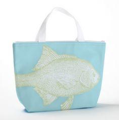 low tide jute beach bag