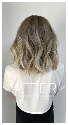 Loving this cute balayage bob 😍  Colour by Steph✨  If you are bored with your hair and fancy a change, book your complimentary Balayage Consultation with one of our Balayage specialists, call 02920461191 or book online.  #simonconstantinou #hairdresserscardiff #balayage #cardiffbalayage #balayagecardiff #balayageandpainted #balayagebob #bobhaircut #blondebalayage #balayagehighlights #goldwell #balayagehair #bestofbalayage #iamgoldwell #behindthechair #modernsalon #salonfocus Balayage Bob, Balayage Highlights, Grey Hair Don't Care, Latest Hair Color, Hair And Beauty Salon, Hair Transformation, Hairdresser, Color Inspiration, Colour Trends