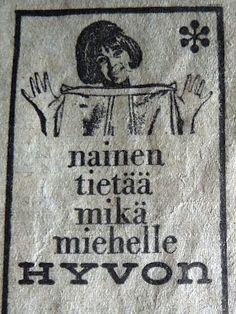 1960-luvun lehdet olivat myös täynnä mainoksia..