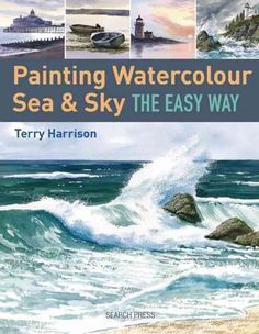 This book builds on the success of Terry Harrison's Sea Sky in Watercolour, adding six new projects and plenty of new paintings. Terry's clear, no-nonsense advice takes the mystery out of painting clo