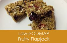 I love making flapjack and have made a few different variations over the last few months. This recipes aims to be slightly healthier, although it is still very sweet! I (…) Read Fodmap Recipes, Dairy Free Recipes, Baking Recipes, Gluten Free, Fodmap Diet, Fodmap Foods, Coconut Muffins, Chewy Granola Bars, Sin Gluten
