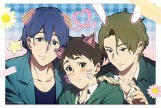 Masaki, Minato and Shuu Character Art, Character Design, Anime Suggestions, Kyoto Animation, Another Anime, Cute Anime Pics, Manga Boy, Shounen Ai, Fanart