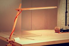 Eco friendly lamp by Design House Stockholm
