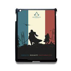 Assasin Creed Arts TATUM-1024 Apple Phonecase Cover For Ipad 2/3/4, Ipad Mini 2/3/4, Ipad Air, Ipad Air 2