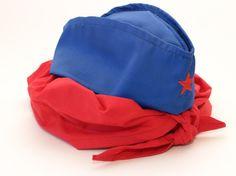 pionirska kapa i marama