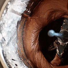 Cómo hacer buttercream de chocolate con Thermomix