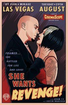 She wants revenge - R. Black